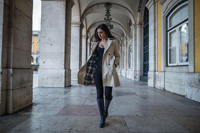 płaszcze w rozmiarze plus size