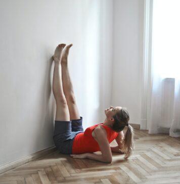 trening domowy, ćwiczenia